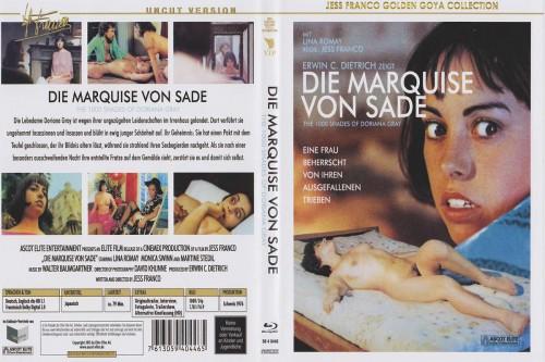 Die Marquise Von Sade (1976) cover