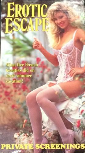 Erotic Escape (1973) cover