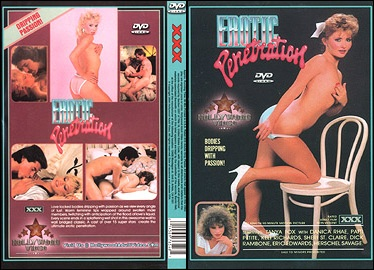 Erotic Penetration (1986) cover