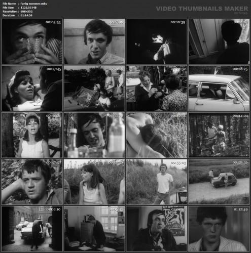 Farlig sommer (1969) screencaps