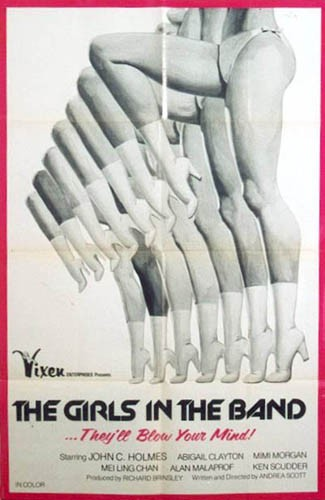 Girls In The Band (Better Quality) (1976) cover
