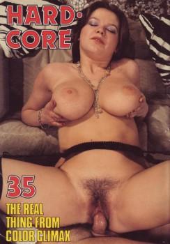Hard-Core 35 (Magazine) cover