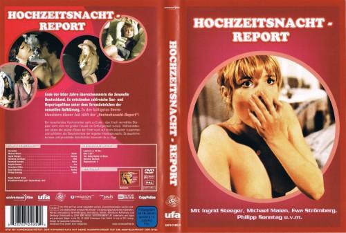 Hochzeitsnacht-Report (1972) cover