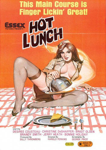 Hot Lunch (HDRip) (1978) cover