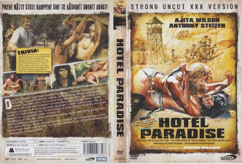 Hotel Paradise (1980) cover