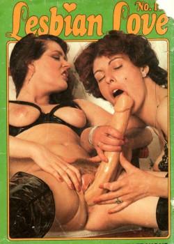 Lesbian Love 12 (Magazine) cover
