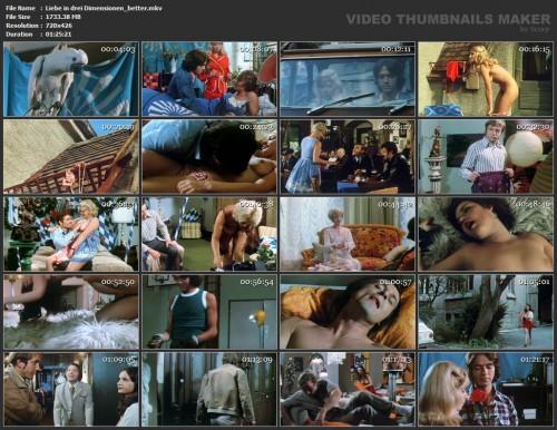 Liebe in drei Dimensionen (Better Quality) (1973) screencaps