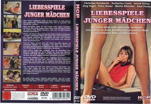 Liebesspiele junger Madchen (Better Quality) (1972) cover