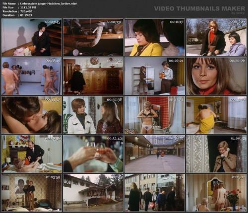 Liebesspiele junger Madchen (Better Quality) (1972) screencaps