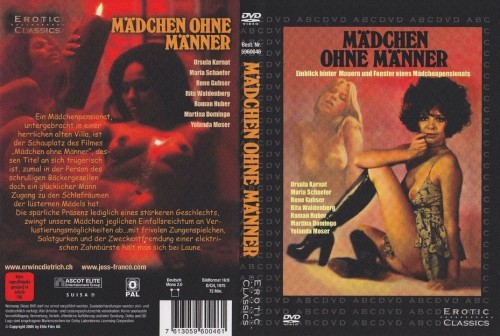 Madchen Ohne Manner (1975) cover
