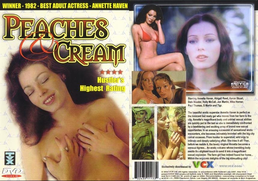 annette haven peaches and cream