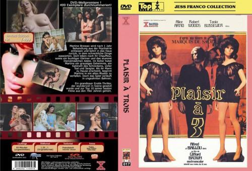 Plaisir a trois (1974) cover