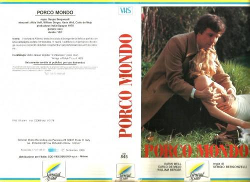 Porco mondo (Better Quality) (1978) cover