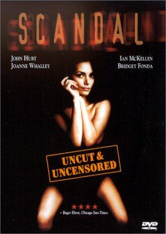 Scandal (1989) cover