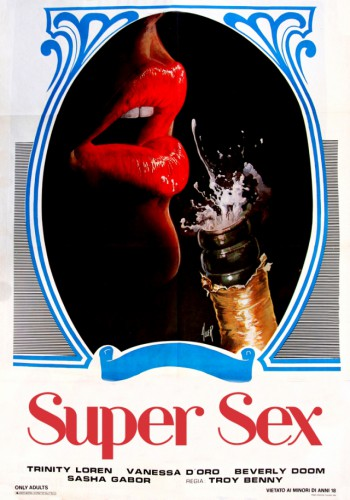 Super Sex (HDRip) (1987) cover