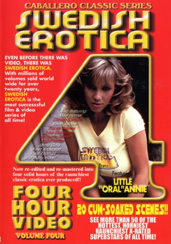 Swedish Erotica 4: Little Oral Annie (19xx) cover