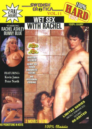 Swedish Erotica Hard 11: Wet Sex with Rachel (1992) cover