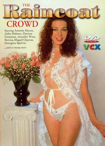 The Raincoat Crowd (1979) cover