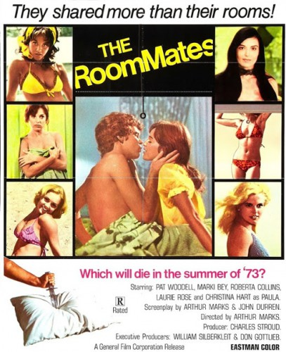 The Roommates (1973) cover