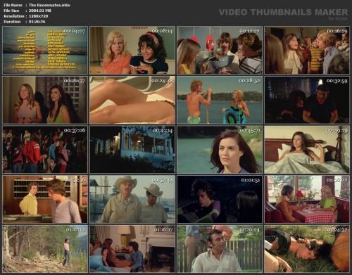 The Roommates (1973) screencaps