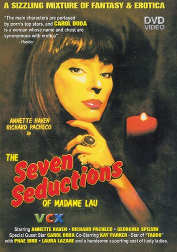 The Seven Seductions of Madame Lau (1981) cover