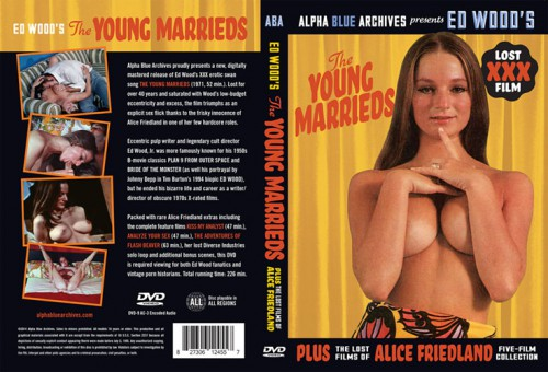 The Young Marrieds (Better Quality) (1972) cover