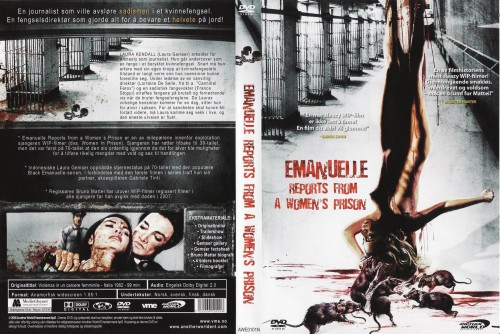 Violenza in un carcere femminile (Better Quality) (1982) cover