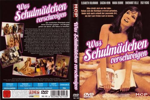 Was Schulmadchen verschweigen (Better Quality) (1973) cover