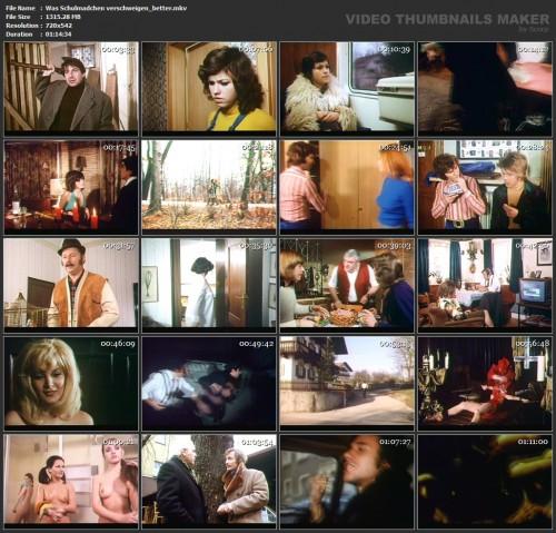 Was Schulmadchen verschweigen (Better Quality) (1973) screencaps