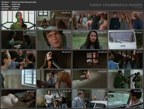 Women's Prison Massacre (1983) screencaps