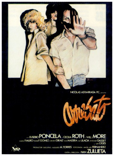 Arrebato (1979) cover