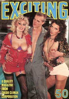 Color Climax Exciting 50 (Magazine) cover