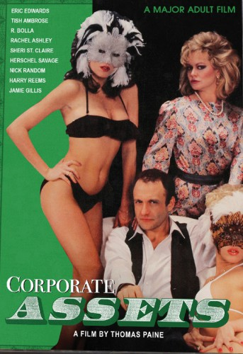 Corporate Assets (1985) cover