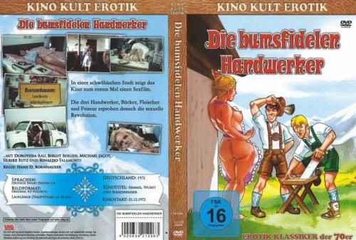 Die Bumsfidelen Handwerker (1972) cover