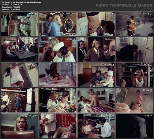 Die Bumsfidelen Handwerker (1972) screencaps