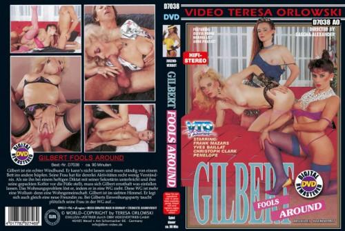 Gilbert Fools Around (1989) cover