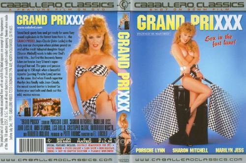 Grand PriXXX (1987) cover