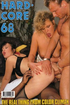 Hard-Core 68 (Magazine) cover