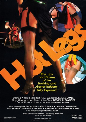 Hot Legs (HDRip) (1979) cover