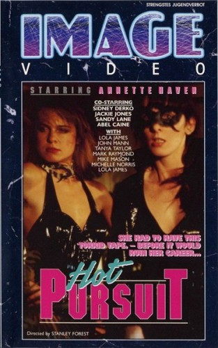 Hot Pursuit (1983) cover