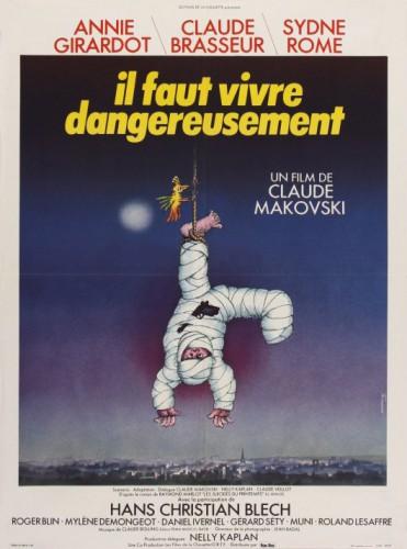 Il faut vivre dangereusement (1975) cover