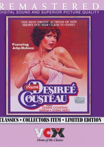 Inside Desiree Cousteau (Better Quality) (1979) cover