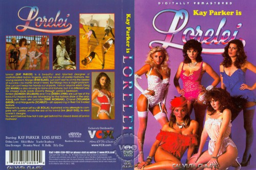 Kay Parker Is Lorelei (1984) cover