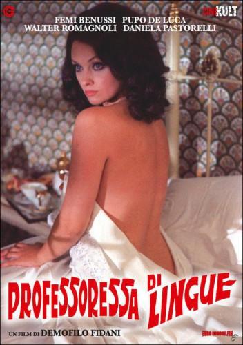 La professoressa di lingue (1976) cover