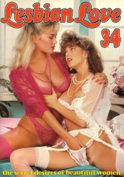 Lesbian Love 34 (Magazine) cover