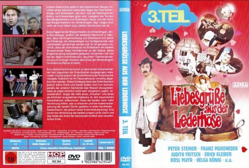 Liebesgrusse aus der Lederhose 3: Sexexpress aus Oberbayern (1977) cover