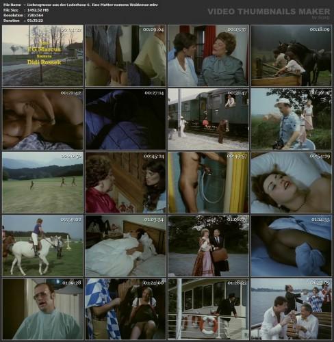Liebesgrusse aus der Lederhose 6: Eine Mutter namens Waldemar (1982) screencaps