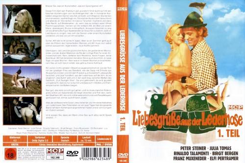Liebesgrusse aus der Lederhos'n (1973) cover