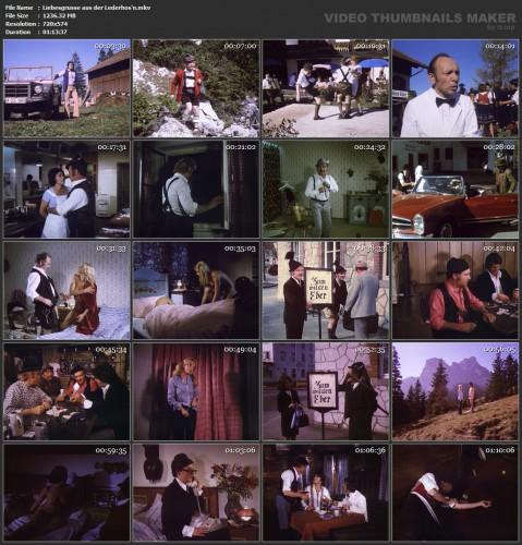 Liebesgrusse aus der Lederhos'n (1973) screencaps
