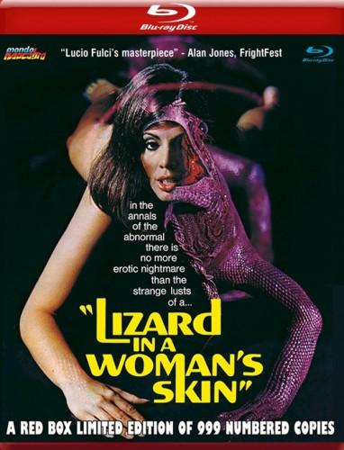 Lizard in a Woman's Skin (1971) cover